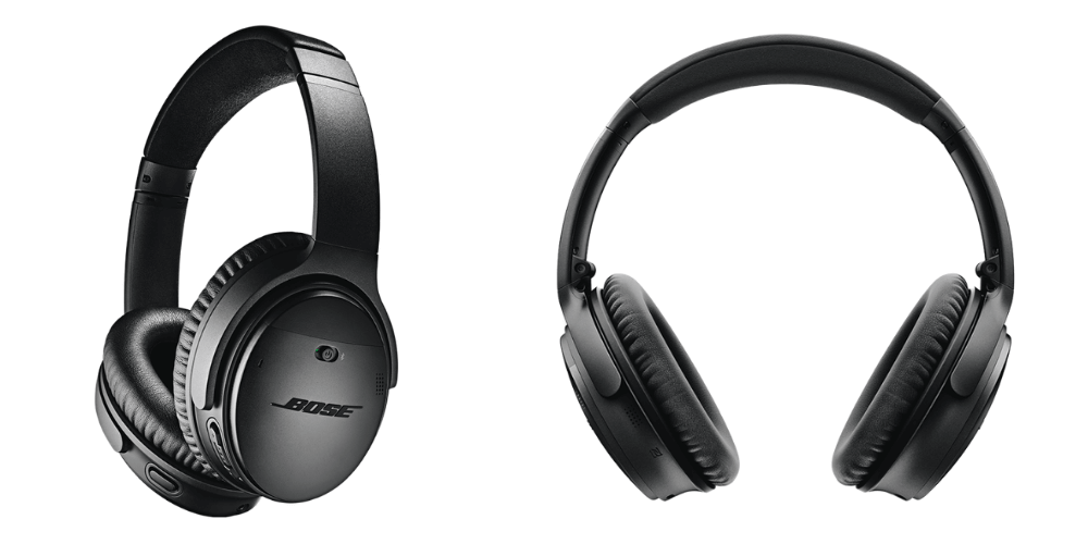 design Bose QuietComfort 35