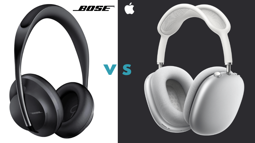 bose 700 vs apple airpods max